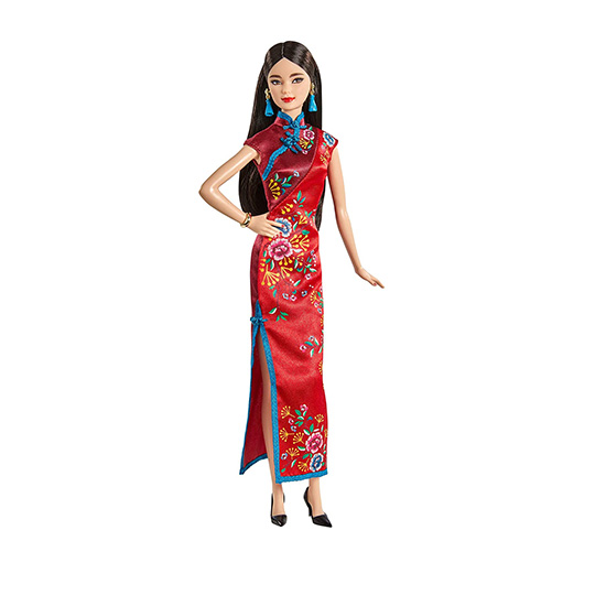 Barbie Collector Nouvel An Chinoise
