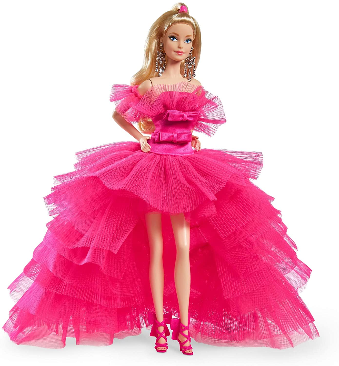 barbie collector pink corps silkstone